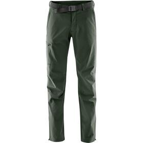 Maier Sports Torid Slim Pantalones Hombre, Oliva